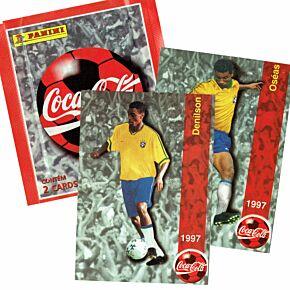 97-98 Brazil Trading Cards