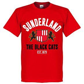 Sunderland Established Tee - Red