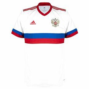 2021 Russia Away Shirt