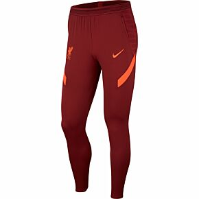21-22 Liverpool Dr-Fit Strike Track Pants - Red