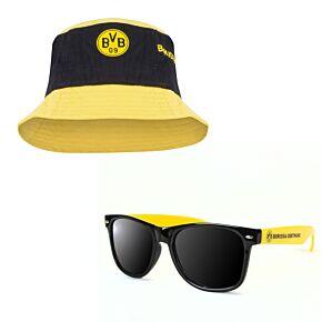 Borussia Dortmund Bucket Hat + Free Pair of BVB Sunglasses