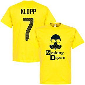 Breaking Bayern Klopp Tee - Yellow