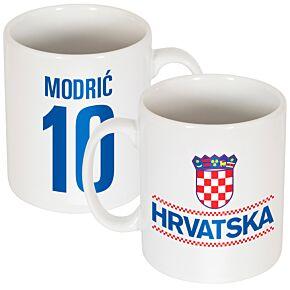 Croatia Modric Team Mug