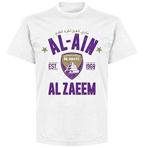Al-Ain Established T-Shirt - White