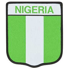 Nigeria Embroidery Patch 9cm x 7.5cm