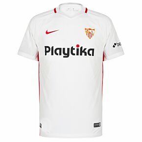 18-19 Sevilla Home Shirt