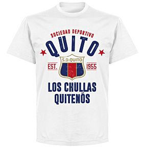 Quito Established T-shirt - White