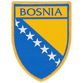 Bosnia Embroidery Patch 9cm x 6.5cm