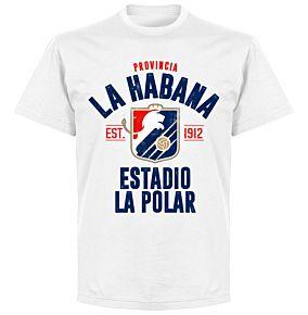 La Habana EstablishedT-Shirt - White