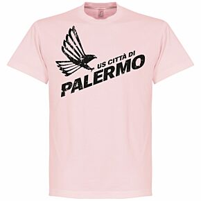 Palermo Eagle Tee - Pink