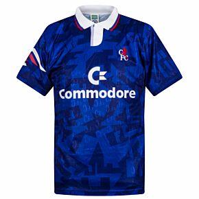 1992 Chelsea Home Retro Shirt