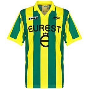 Diadora FC Nantes 1994-1995 Home Jersey - USED Condition (Great) - Size XL