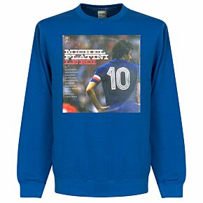 Pennarello LPFC Platini Sweatshirt - Royal