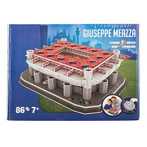 Inter Milan Giuseppe Meazza 3D Stadium Puzzle (New Version)