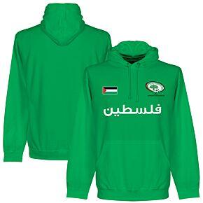 Palestine Football Hoodie - Green