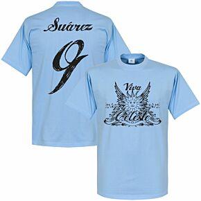Luis Suarez Uruguay Tee