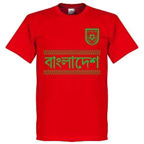 Bangladesh Team Tee - Red