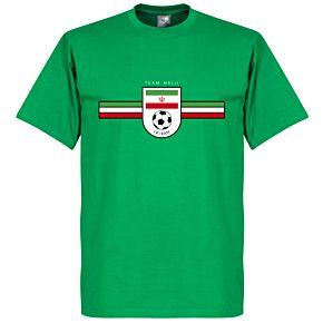 Iran Team Tee - Green