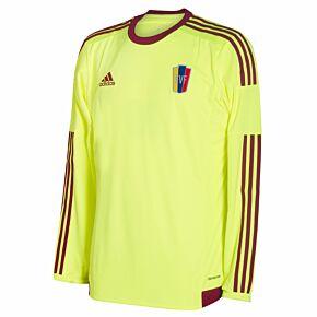 15-16 Venezuela Away L/S Shirt