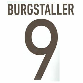 Burgstaller 9 (Official Printing) - 21-22 St Pauli Away
