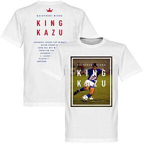 King Kazu Tee - White