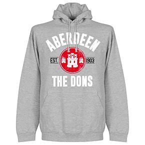 Aberdeen Established Hoodie - Grey