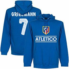 Atletico Griezmann Hoodie - Royal