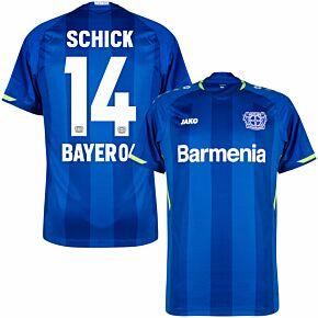 21-22 Bayer Leverkusen 3rd Shirt + Schick 14 (Official Printing)