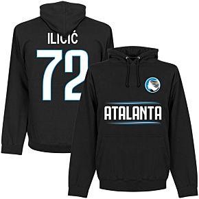 Atalanta I72 Team Hoodie - Black