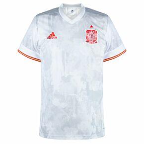 2021 Spain Away Shirt