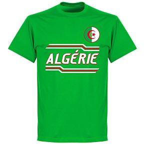 Algeria Team T-Shirt - Green