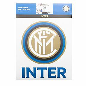 Inter Milan Crest Wall Sticker A4