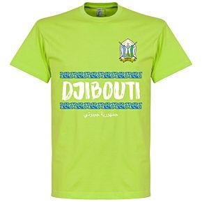 Djibouti Team Tee - Green