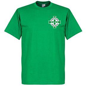 Northern Ireland Crest Tee - Green