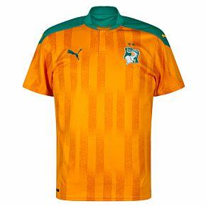 20-21 Ivory Coast Home Shirt