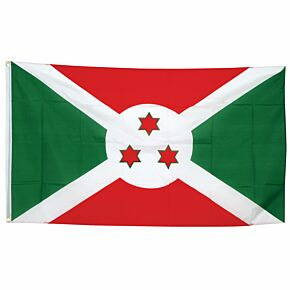 Burundi Large Flag