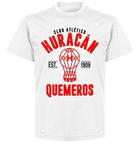 Huracan EstablishedT-Shirt - White