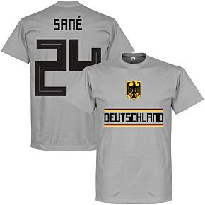 Germany Sane 24 Team Tee - Grey
