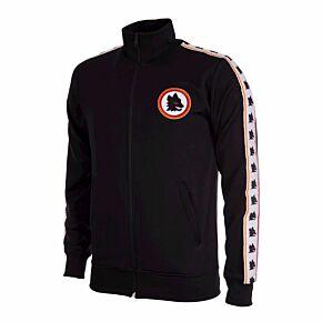 Copa AS Roma Track Jacket - Black