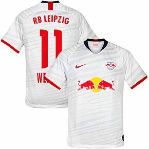 Nike RB Leipzig Home Werner 11 Jersey 2019-2020