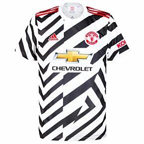20-21 Man Utd 3rd Shirt