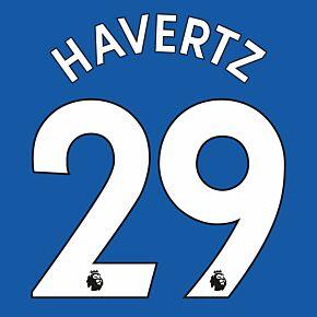 Havertz 29 (Premier League)