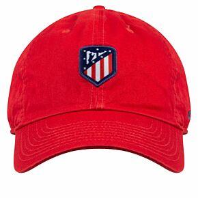 21-22 Atletico Madrid H86 Cap - Red