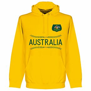 Australia Hoodie - Gold