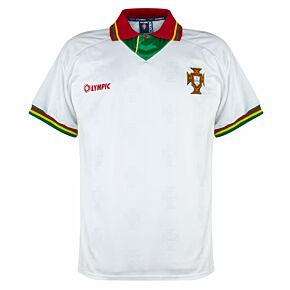 Olympic Portugal 1995-1996 Away Shirt - USED Condition (Excellent) - Size L *READY TO PUBLISH*