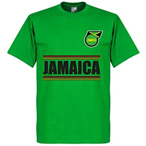 Jamaica Team Tee - Green
