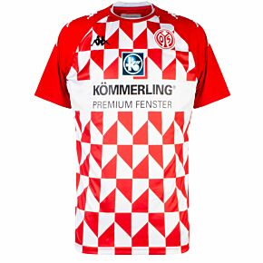 21-22 FC Mainz 05 Home Shirt
