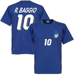 Baggio 1994 Italy Home Boys Tee