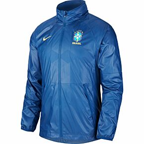 20-21 Brazil AWF Lightweight Jacket - Blue