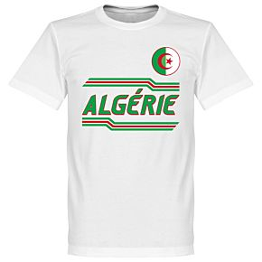 Algeria Team T-Shirt - White